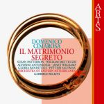 Gabriele Bellini, Orchestra Of Eastern Netherlands, Alfonso Antoniozzi, Janet Williams, Gloria Banditelli, Petteri Salomaa, Susan Patterson- Domenico Cimarosa : Il Matrimonio Segreto - Triple album