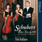 Trio Italiano- Franz Schubert : Piano Trios, Vol. 2