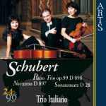 Trio Italiano- Franz Schubert : Piano Trios Vol. 1