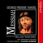 Claudio Scimone, I Solisti Veneti, Bruce Ford, The Ambrosian Singers- George Frederic Handel : The Messiah - Cd1