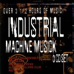 Armageddon Dildos- Industrial Machine Musick - Triple album