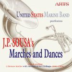 United States Marine Band- J.p. Sousa's Marches And Dances