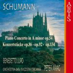 Peter Maag, Orchestra Della Svizzera Italiana, Benedetto Lupo- Robert Schumann : Complete Works For Piano And Orchestra